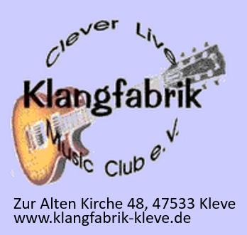 Klangfabrik e.V. Kleve