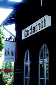 Kulturbahnhof Korschenbroich / (c) Stadt Korschenbroich